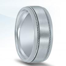 Trending Wedding Band by Novell N01830
