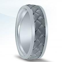 Trending Wedding Band by Novell N03065