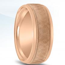 Colors Collection Wedding Band N16591 by Novell