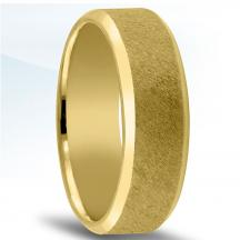 Men's Carved Wedding Band N16736
