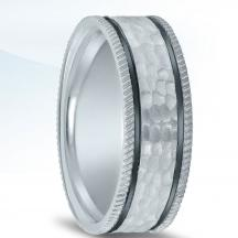Colors Collection Wedding Band NBR17077 by Novell