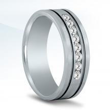 Men's Diamond Wedding Band - ND16953