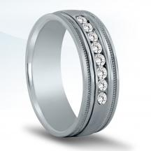 Men's Diamond Wedding Band ND16995