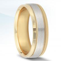 Novell wedding band NT16704