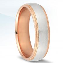 Novell wedding band NT17048