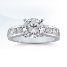 Engagement ring by Novell
