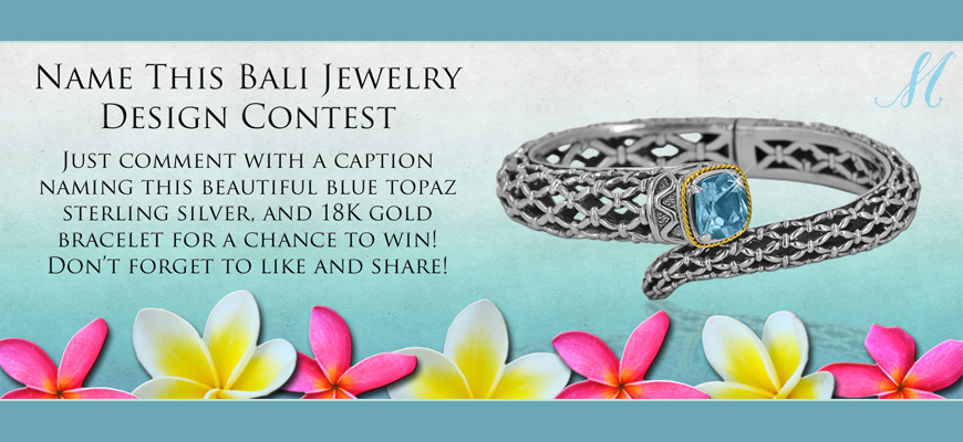 Enter this jewelry contest