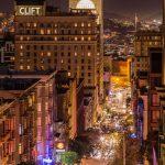 San Francisco - Clift Royal Sonseta hotel
