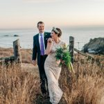 Gorgeous married couple at The Inn at Newport Ranch