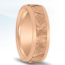 Colors Collection Wedding Band N03098 by Novell