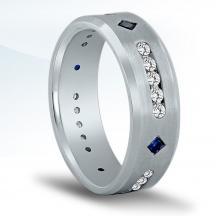 Men's Diamond Wedding Band ND16939