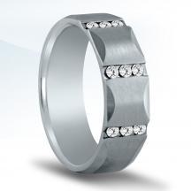 Men's Diamond Wedding Band ND16941