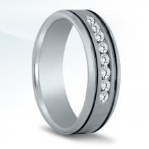 Men's Diamond Wedding Band ND16948