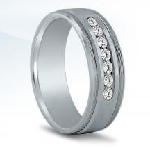 Men's Diamond Wedding Band ND16951