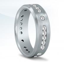 Men's Diamond Wedding Band ND16952