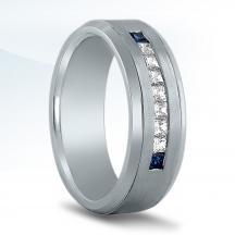 Men's Diamond Wedding Band ND16999