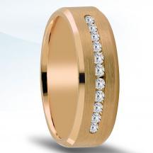 Men's Diamond Wedding Band ND17064