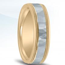 Colors Collection Wedding Band NT01083 by Novell
