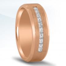 Men's Diamond Wedding Band - ND17060